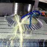 Новое видео на нашем портале -  нарезка зуба на шестерни диаметром 469 мм