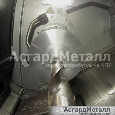 Токарная обработка алюминиевых сплавов