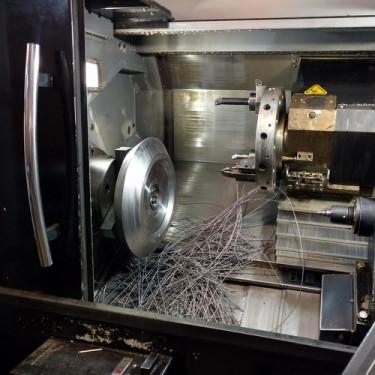 Токарная обработка сталей